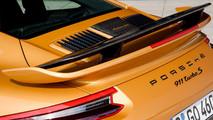 2017 Porsche 911 Turbo S Exclusive Series