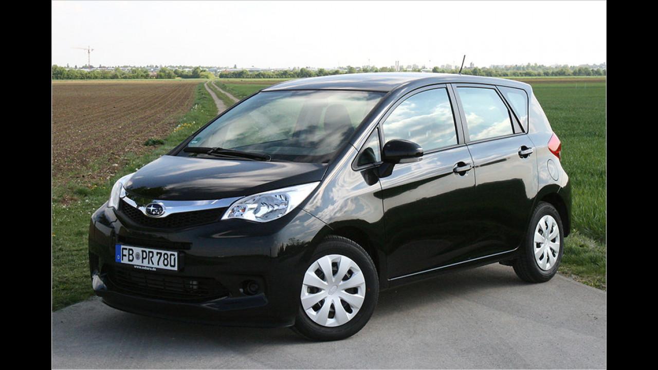Subaru Trezia (2011-2014)