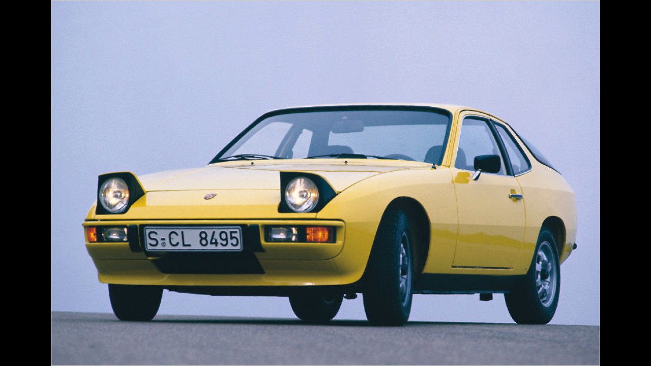 Platz 15: Porsche 924/944, 3.162 Fahrzeuge mit H-Kennzeichen