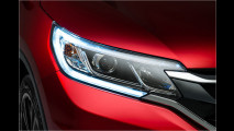 Honda CR-V mit neuer Optik