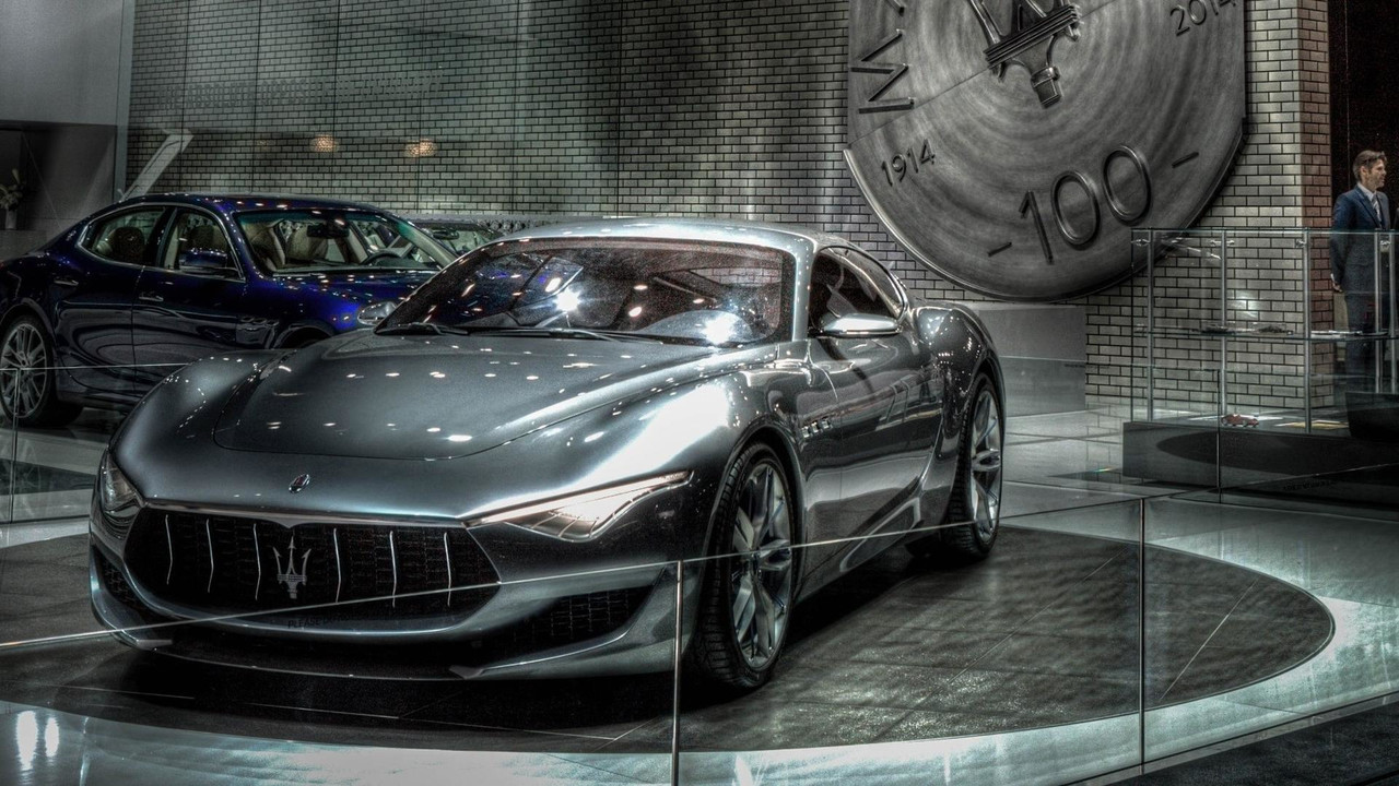 All New Maserati Models From 2019 Will Be Electrified