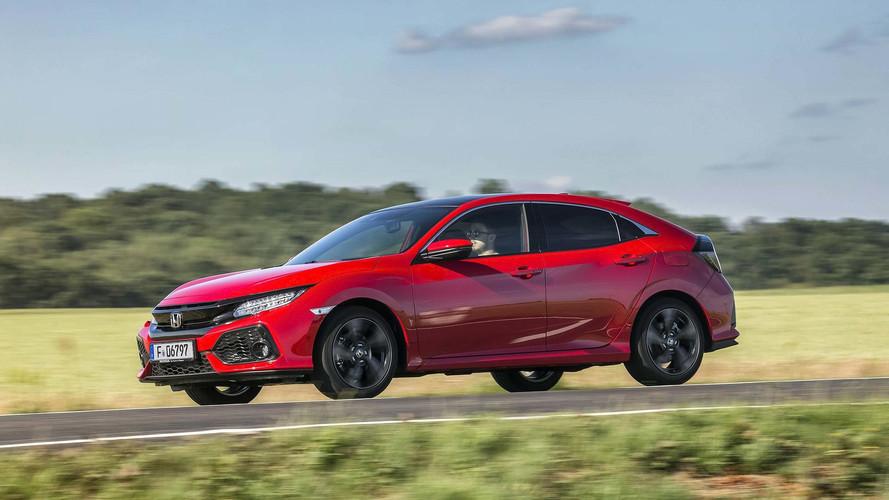 Yeni Honda Civic dizel rekor tüketim değeriyle Avrupa'da!