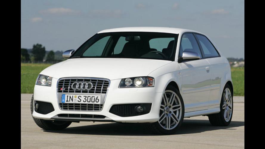 Scharfer Audi S3: Der Sprinter-König in der Kompaktklasse