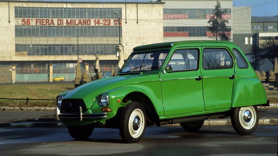 Citroën Dyane - 22 images d'archives d'une jeune cinquantenaire