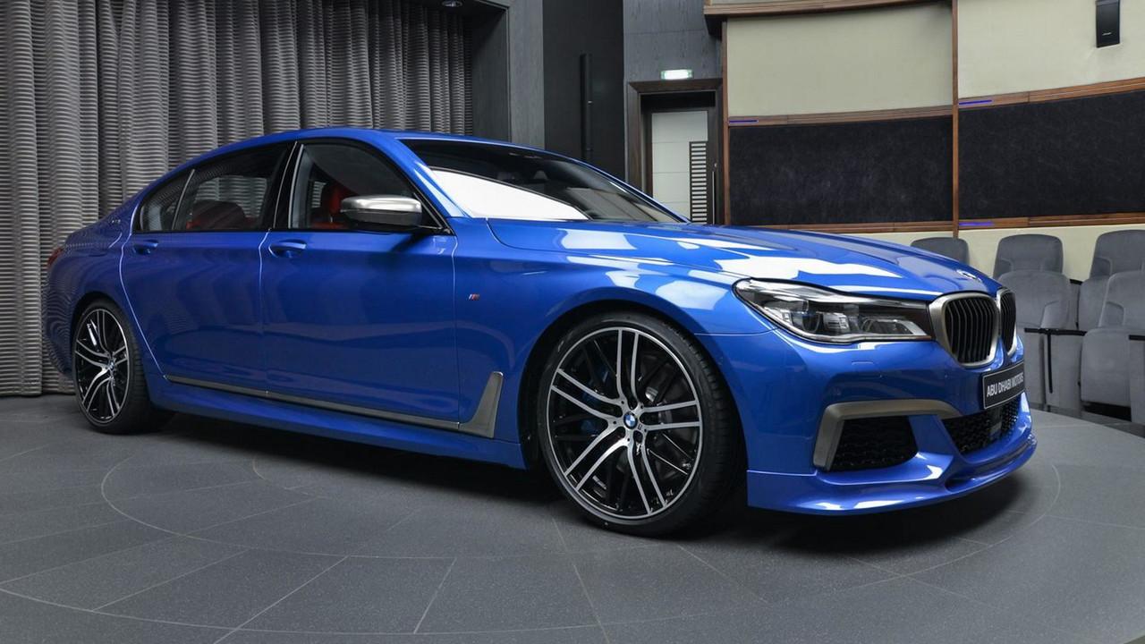BMW MLi XDrive Estoril Blue Motorcom Photos - Blue bmw