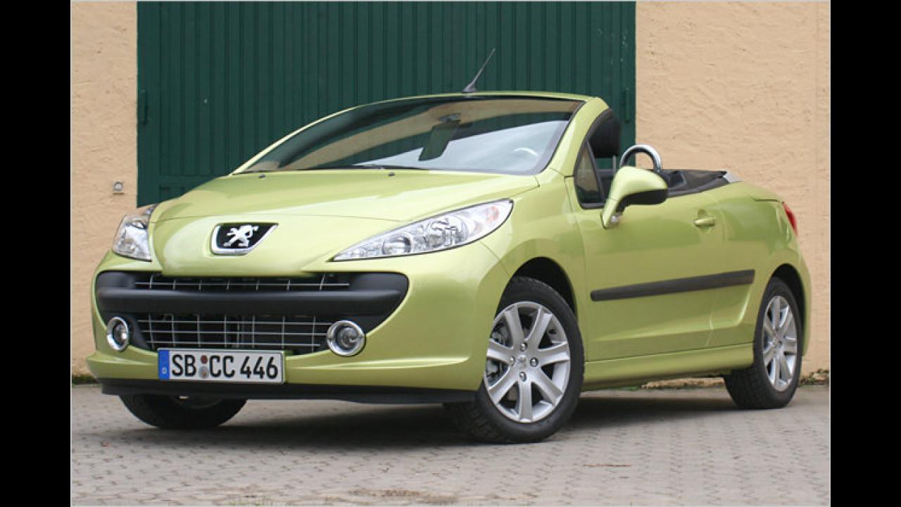 Peugeot 207 CC 120