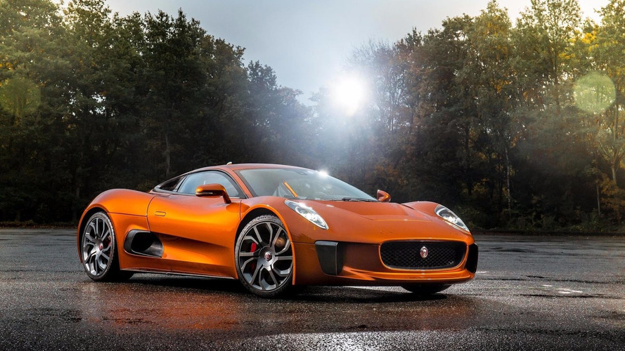 Jaguar could be working on an electric hypercar