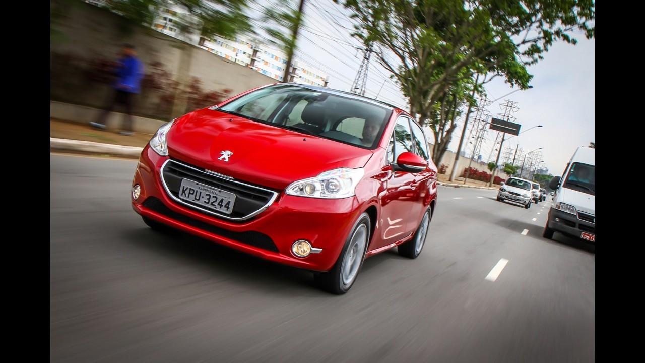 Peugeot-Citroën vai reduzir número de modelos de 45 para 26 até 2020