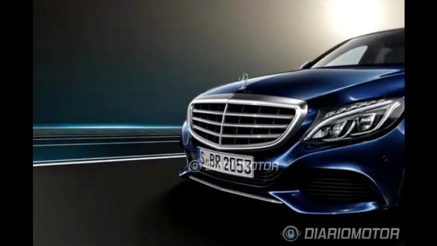 Vazou: este é o novo Mercedes Classe C que será feito no Brasil