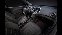 Esportivo: Chevrolet revela Novo Sonic RS com motor 1.4 Turbo de 138 cavalos