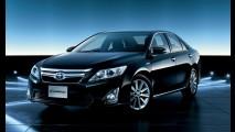 Toyota apresenta oficialmente versão japonesa do Novo Camry 2012 - Veja fotos