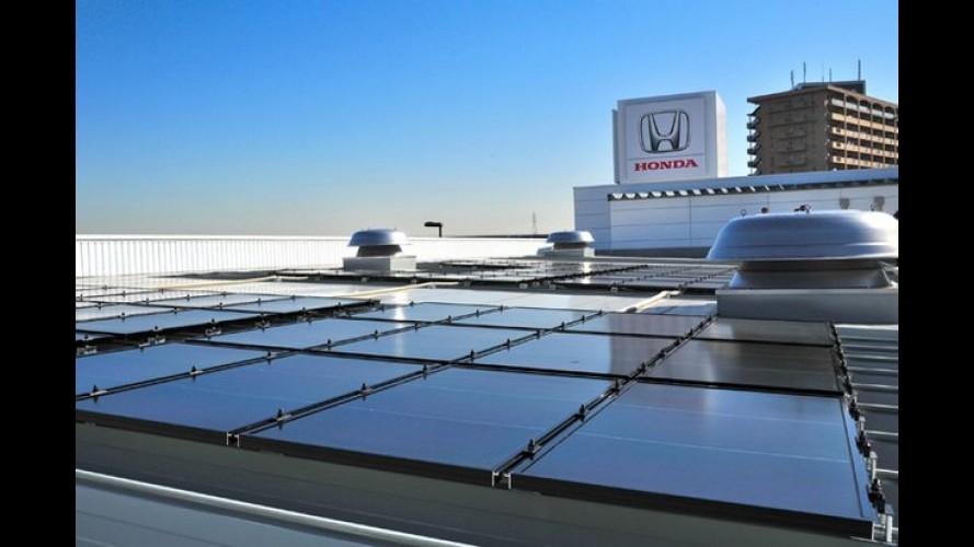 Honda vai construir mega sistema para gerar eletricidade por meio de energia solar