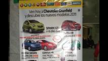 CARPLACE no Chile: Veja diferença de preços de alguns modelos comercializados lá e aqui