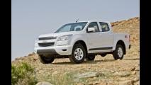 Nova Chevrolet Colorado 2013 chega ao México com motor 3.6 V6 de 236 cv e preço equivalente a R$ 55.400
