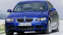 SPY PHOTOS: BMW M3 Coupe artist rendering