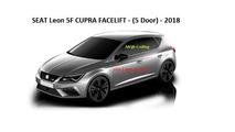 2017 SEAT Leon Cupra - bilgi eğlence sistemi görüntüleri