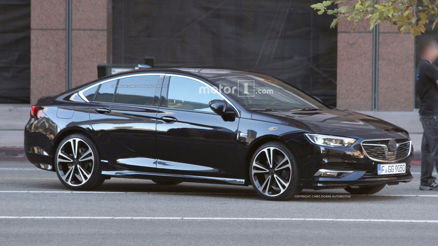 Next generation Buick Regal breaks cover as Opel Insignia