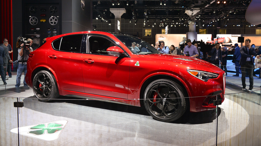 Alfa Romeo Stelvio races into L.A. with Quadrifoglio range topper