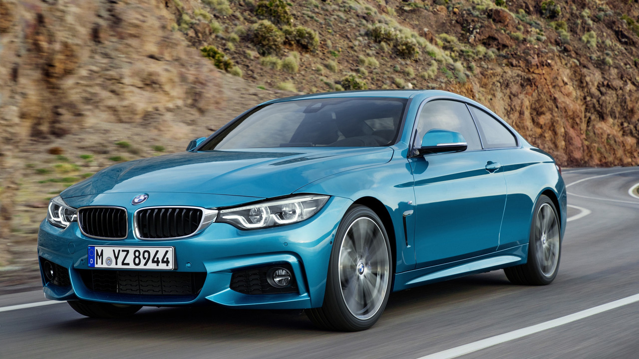 2017 bmw 4 series facelift goes official in 130 photos. Black Bedroom Furniture Sets. Home Design Ideas