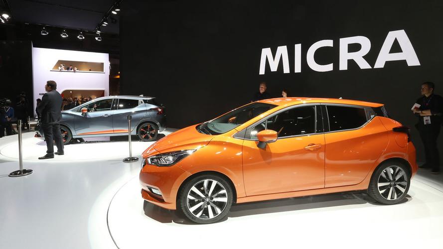 Fiat, Nissan e PSA não deverão participar do Salão de Frankfurt