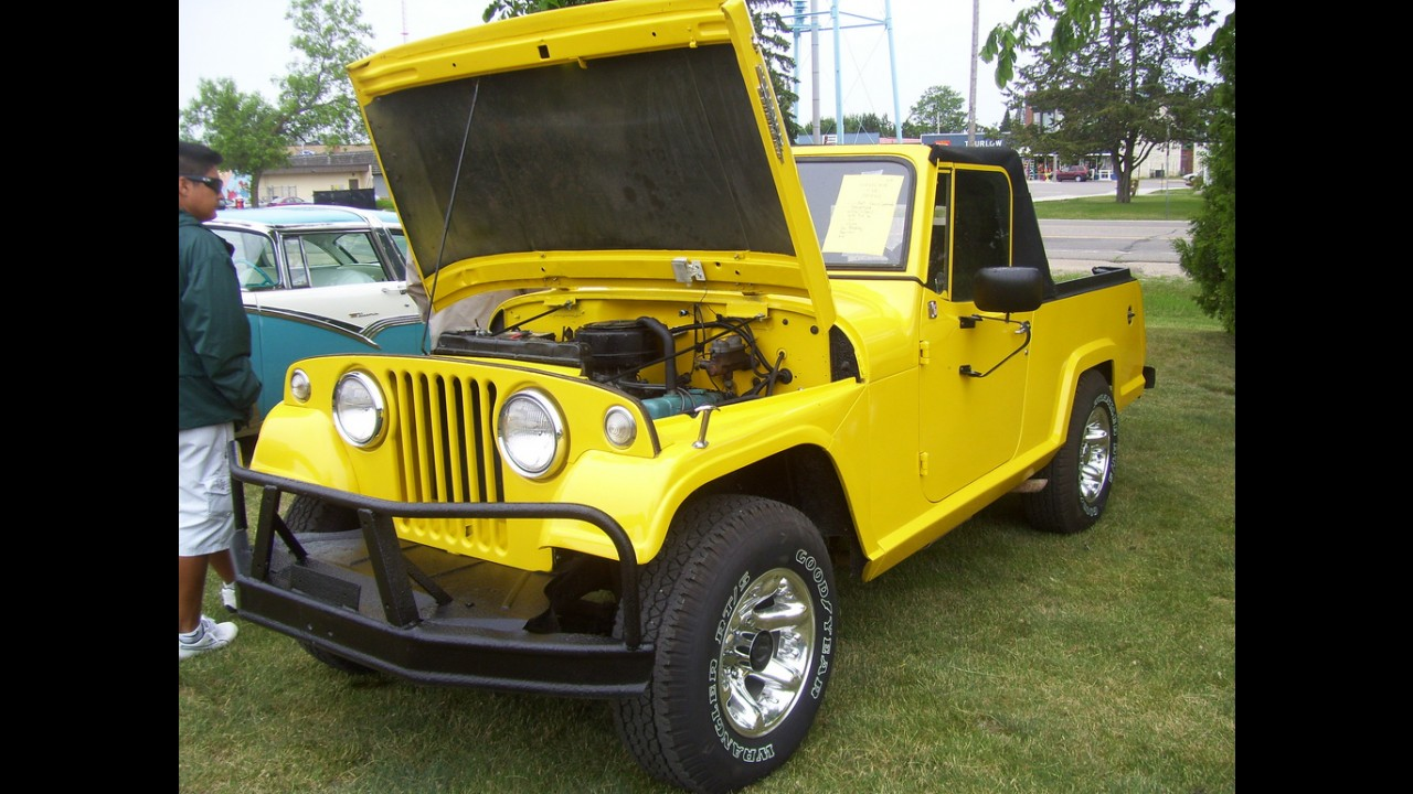 Jeep Commando