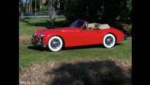 Jaguar XK140 MC Roadster