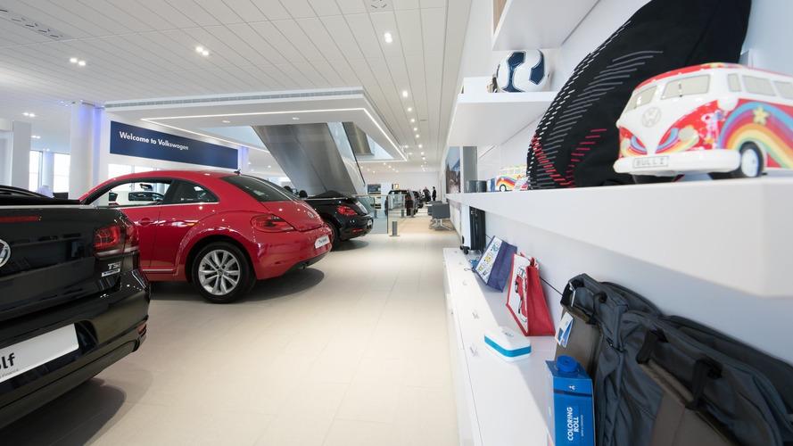 VW küresel satışlarda Dieselgate'e rağmen Toyota'nın önünde
