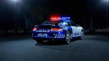 NSW polisine Porsche 911 Carrera verildi