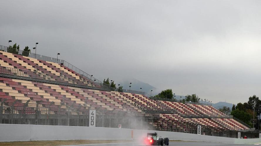 Barcelona 'calm' amid Madrid race reports