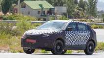 Qoros SUV spy photo