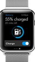 Volkswagen app for the Apple Watch