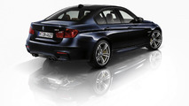 BMW M3 Sedan Frozen Black metallic