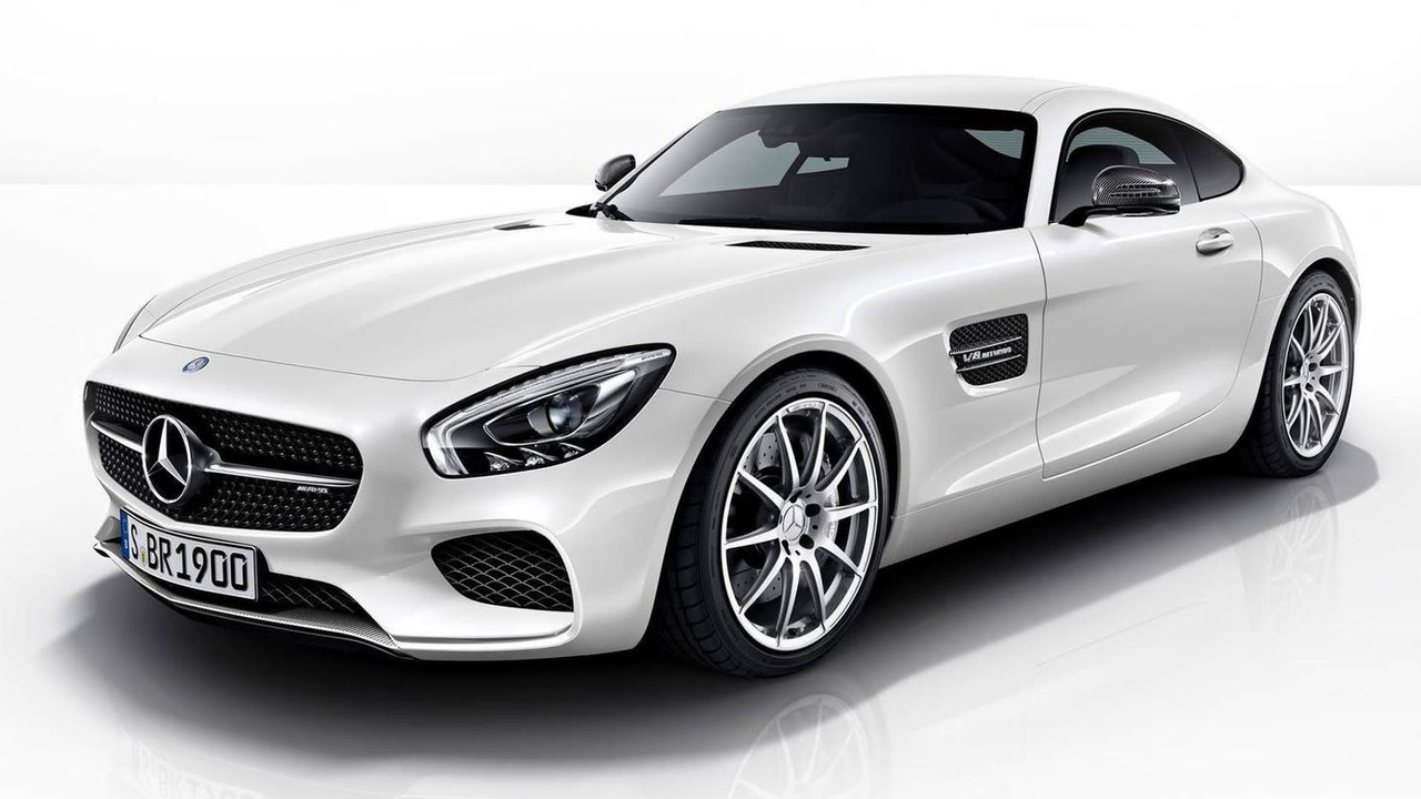 Mercedes-AMG GT with Carbon Package
