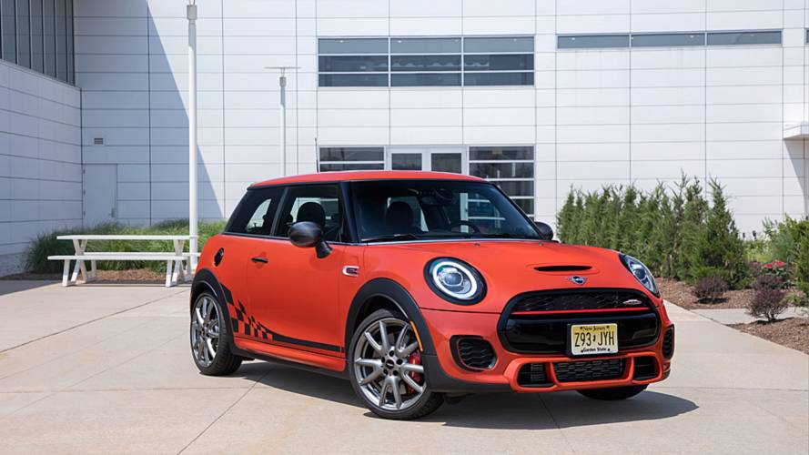 MINI JCW International Orange Edition, con una tonalidad única