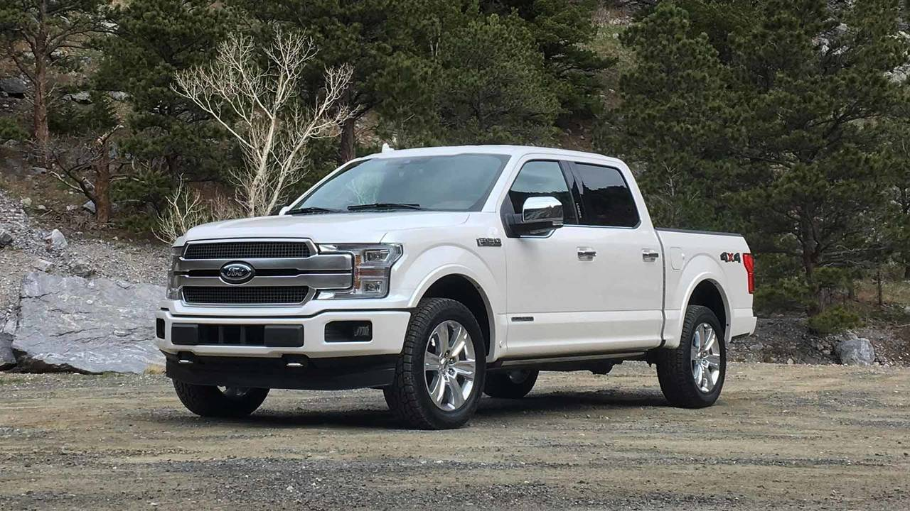 Ford F 150 Power