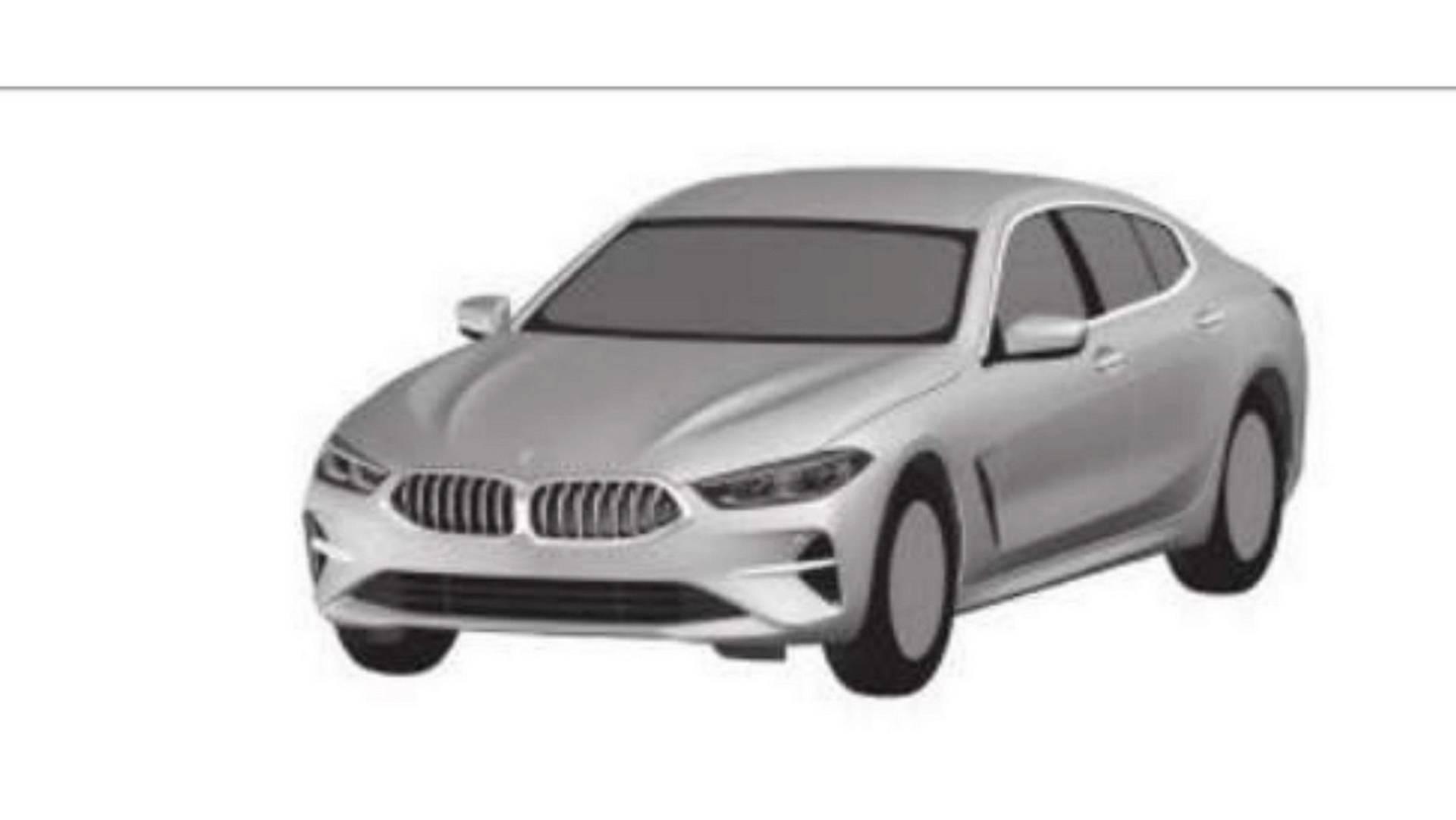 2019 - [BMW] Série 8 Gran Coupé [G16] Bmw-serie-8-br