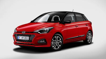 Apróbb módosításokkal és tech-fejlesztésekkel debütált a frissített Hyundai i20