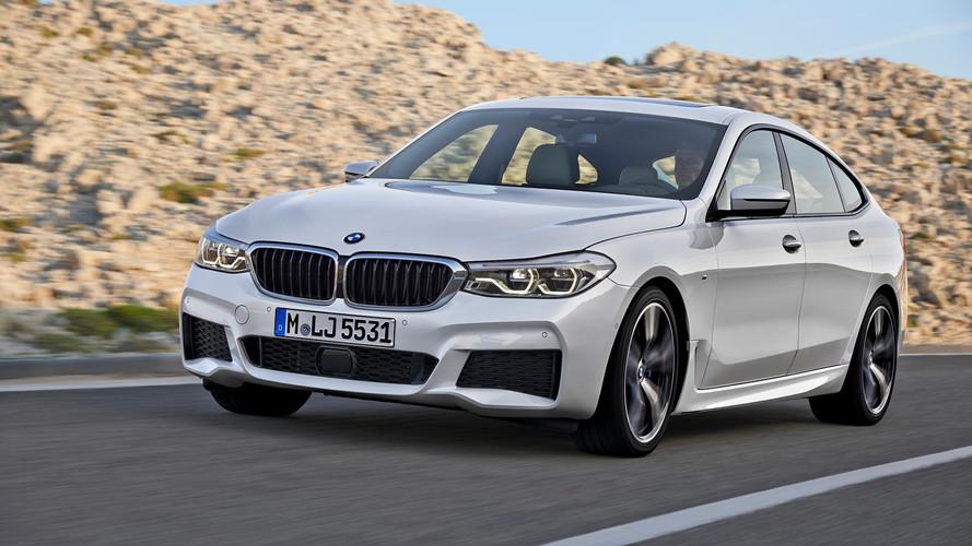 BMW'den 5 ve 6 Serisi ile X3'e yeni motor seçenekleri