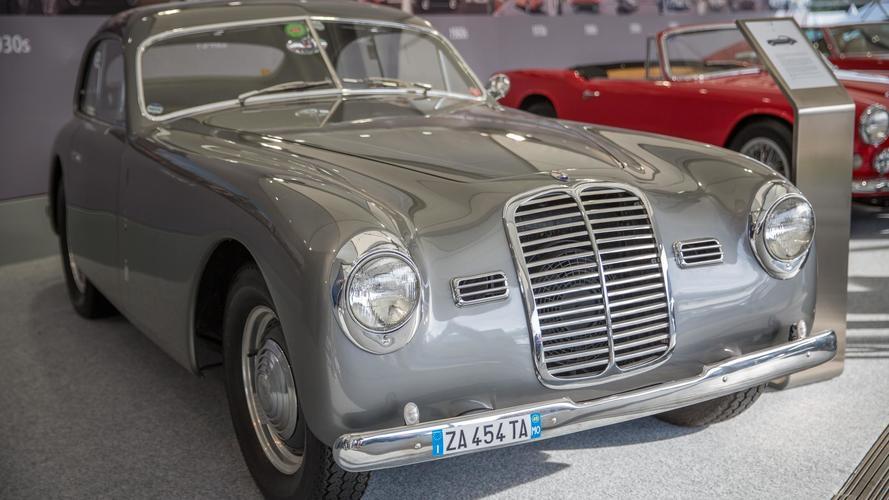 Maserati celebrates 70 years of GT models