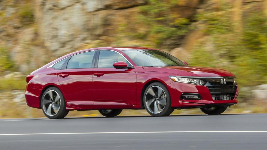 2018 Honda Accord First Drive: Put Down Those SUV Keys
