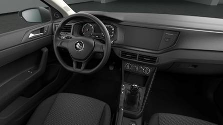 Base VW Polo In Germany Has A Shockingly Austere Interior