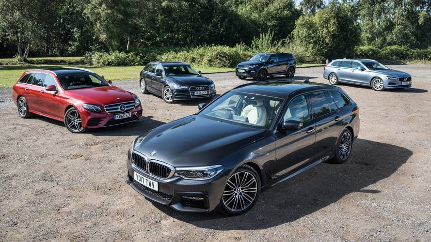 Estate car megatest –four of the best and an SUV wildcard
