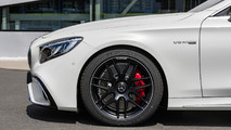 2018 Mercedes-AMG S63 Cabriolet
