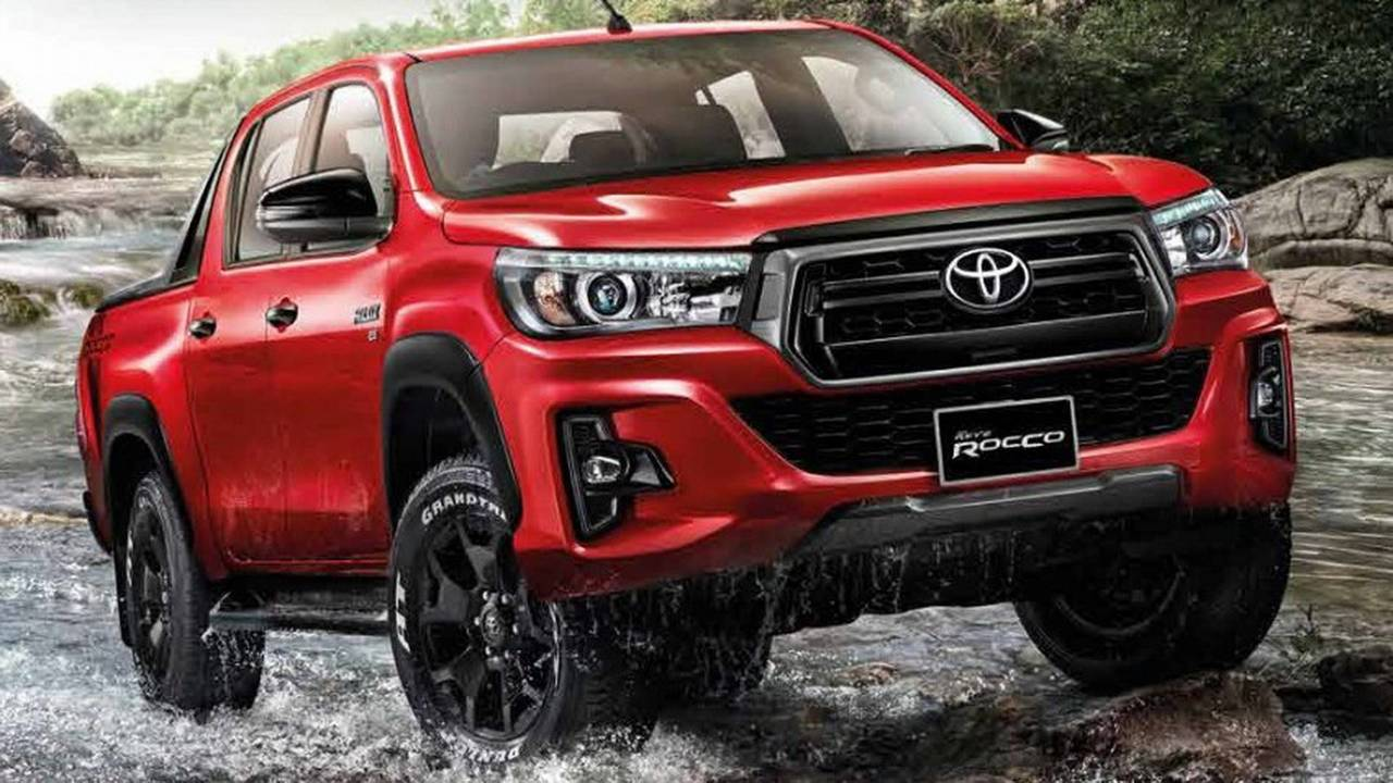 Nova Silverado >> 2018 Toyota Hilux Getting Luxurious Version