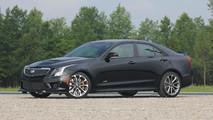 2017 Cadillac ATS-V: Review