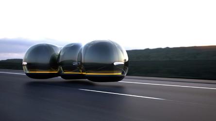 Lebegő gömbökben képzeli el a Renault a jövő közlekedését