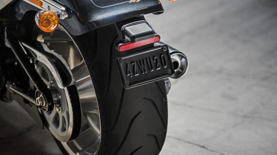 Michelin lanza el nuevo Scorcher para las Harley-Davidson Softail 2018