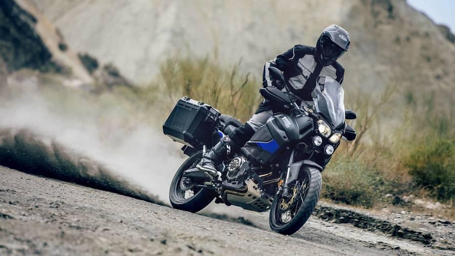 Yamaha presenta la nueva Super Ténéré Raid Edition y el prototipo Ténéré 700 World Raid