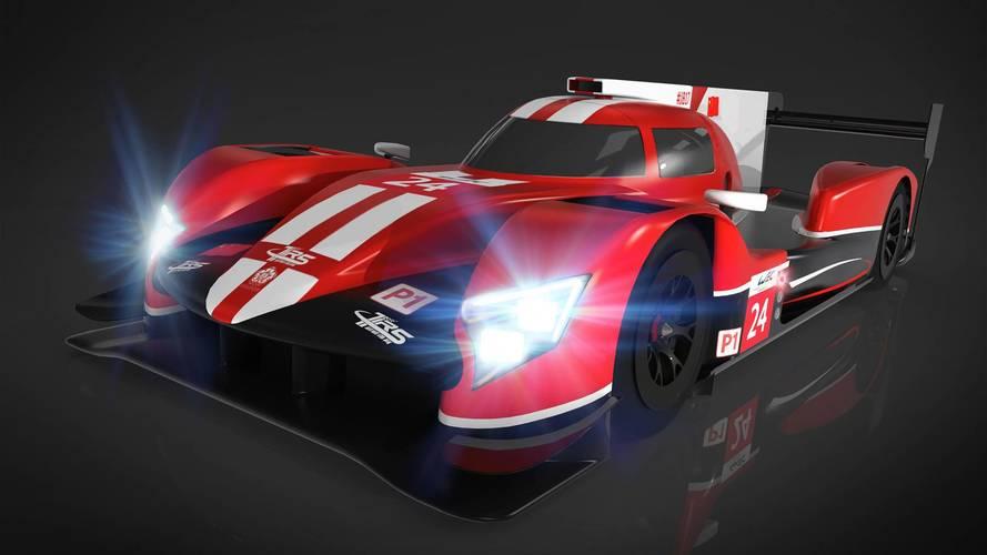Ginetta presentará, en Autosport International, su coche para la categoría LMP1