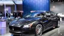 2016 Maserati Ghibli & Quattroport live in Frankfurt